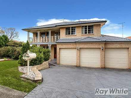 60 Sanctuary Drive, Beaumont Hills 2155, NSW House Photo