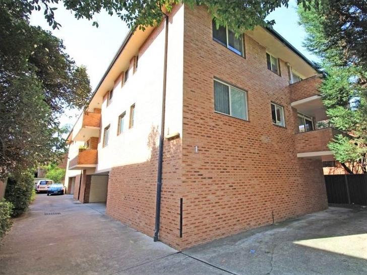 4/1 Jessie Street, Westmead 2145, NSW Unit Photo