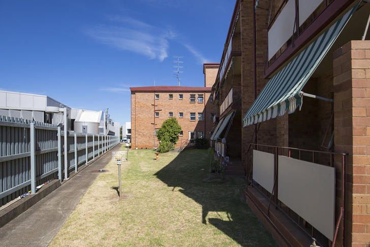21/163 Hume Street, Toowoomba City 4350, QLD Studio Photo