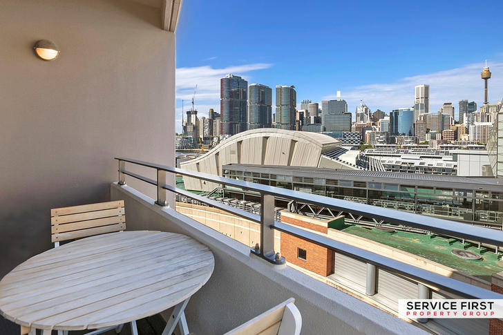 706/2 Jones Bay Road, Pyrmont 2009, NSW Apartment Photo