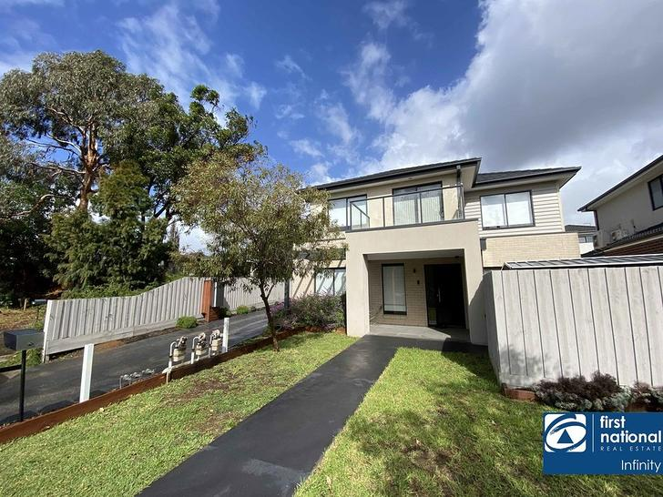 1/18 Nonna Street, Oakleigh East 3166, VIC Townhouse Photo