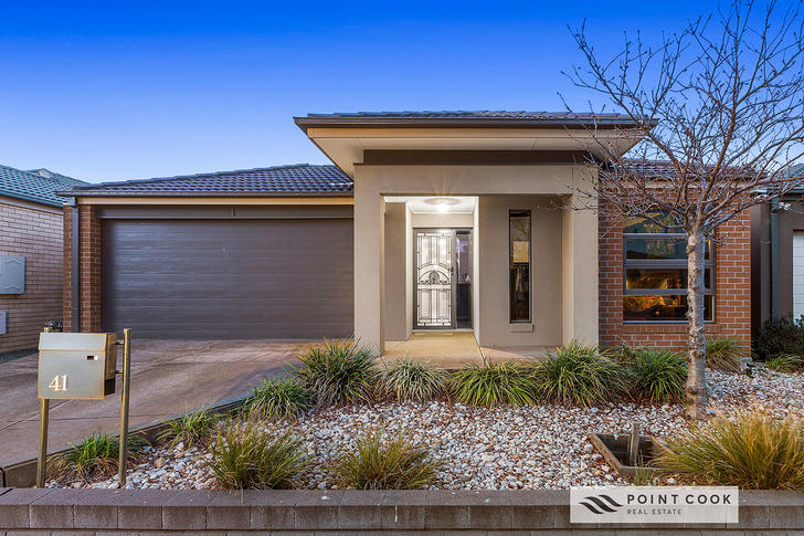 41 Baltic Circuit, Point Cook 3030, VIC House Photo