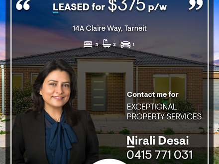 14A Claire Way, Tarneit 3029, VIC House Photo