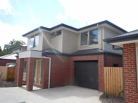 2/21 Pascoe Avenue, Croydon 3136, VIC Townhouse Photo
