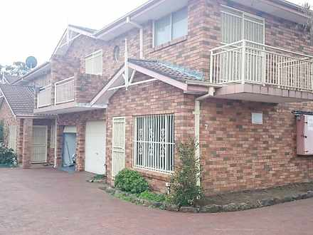 1/7 Gilbert Street, Cabramatta 2166, NSW Townhouse Photo