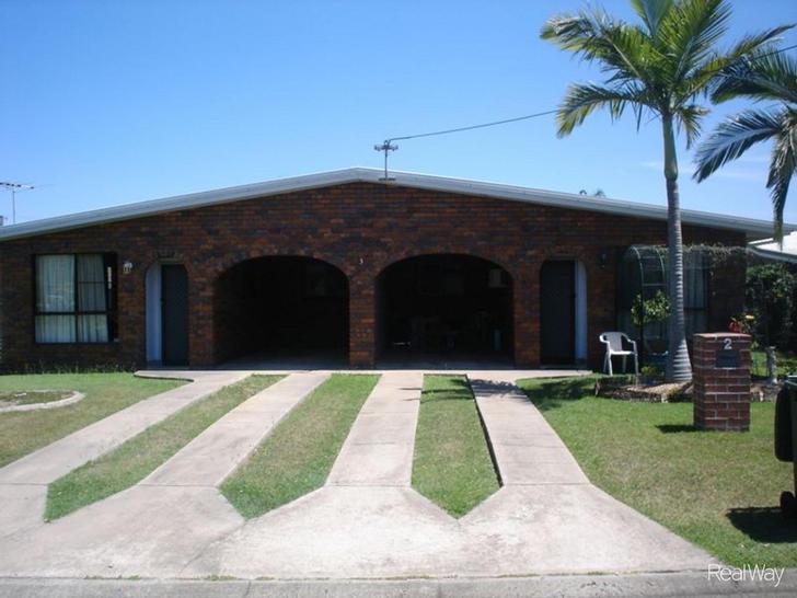 1/3 Rutherford Street, Kawana 4701, QLD Unit Photo