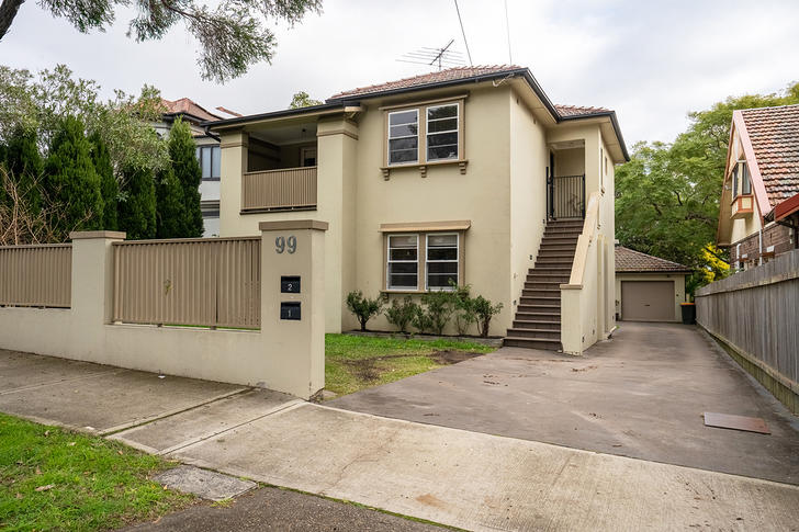 2/99 Queen Street, Ashfield 2131, NSW Unit Photo