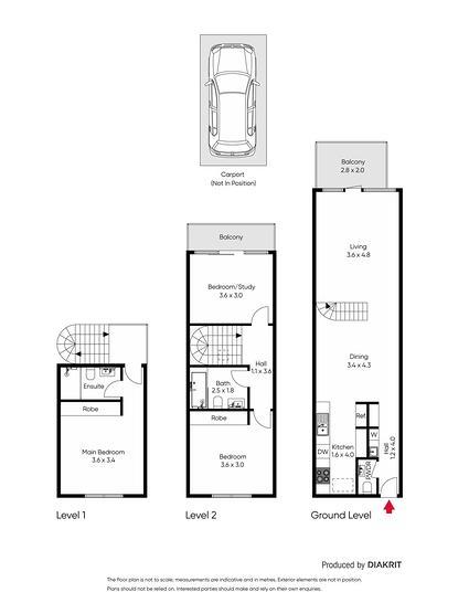 7/52A Lyndhurst Street, Richmond 3121, VIC Apartment Photo