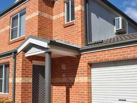52 Nagle  Street, Liverpool 2170, NSW Townhouse Photo