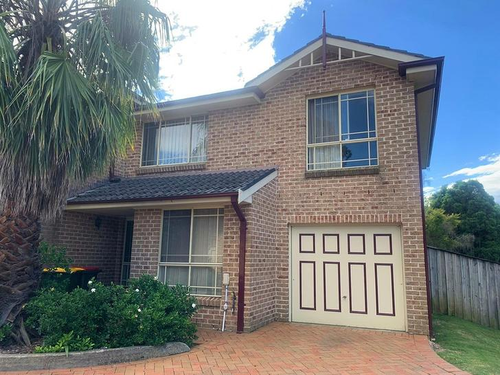 6/44-46 Hampden Road, South Wentworthville 2145, NSW Townhouse Photo