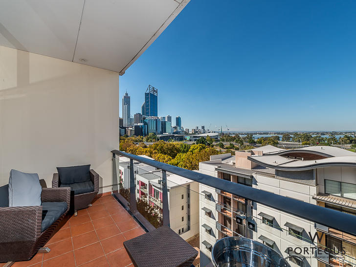 40/128 Mounts Bay Road, Perth 6000, WA Apartment Photo