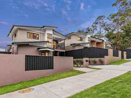 1/121 Bunya Road, Everton Hills 4053, QLD Townhouse Photo