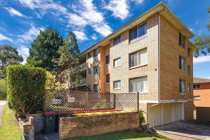 10/8 Lachlan Avenue, Macquarie Park 2113, NSW Unit Photo