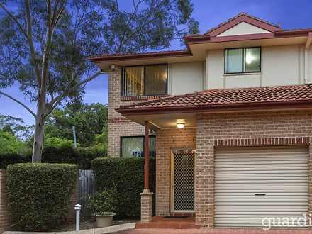 13/4-6 Conie Avenue, Baulkham Hills 2153, NSW Townhouse Photo