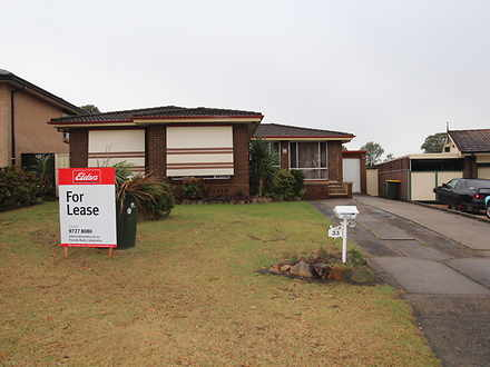 33 Oliveri Crescent, Green Valley 2168, NSW House Photo