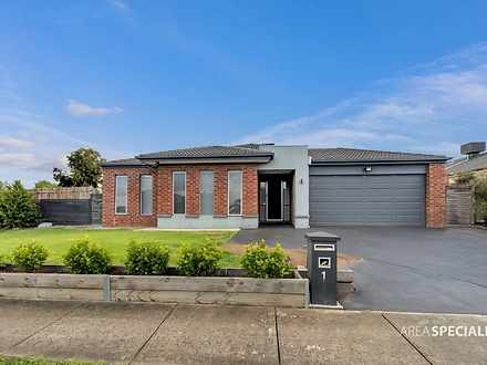 1 Tea Tree Court, Lyndhurst 3975, VIC House Photo