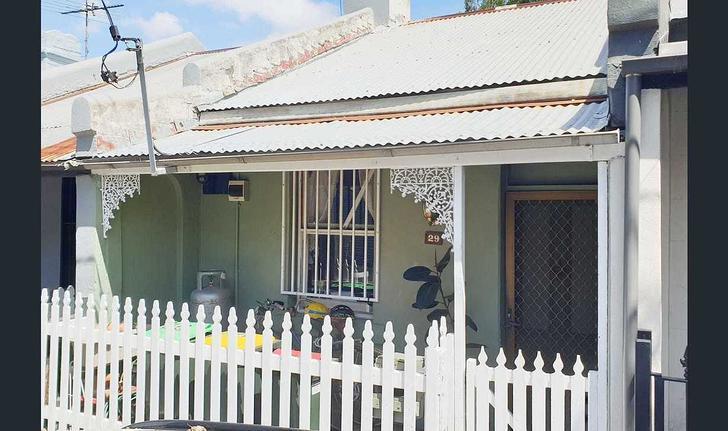 29 Little Mount Street, Pyrmont 2009, NSW Terrace Photo