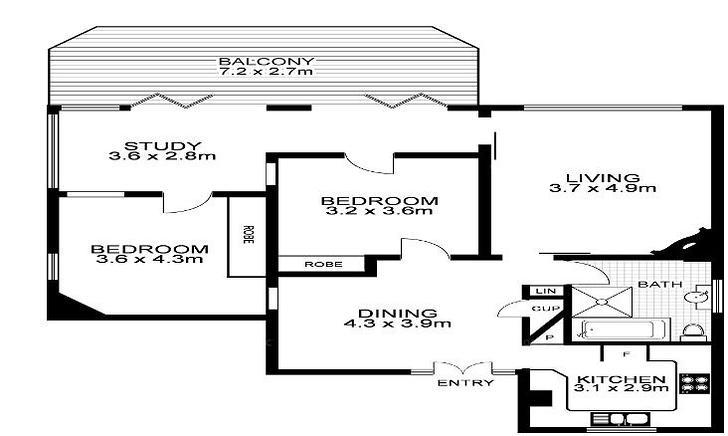 3/25 Clanalpine Avenue, Mosman 2088, NSW Apartment Photo