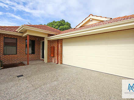 4/202 Bishopsgate Street, Carlisle 6101, WA Townhouse Photo