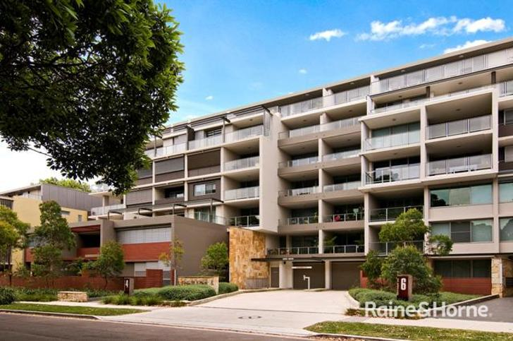 305/6 Duntroon Avenue, St Leonards 2065, NSW Apartment Photo