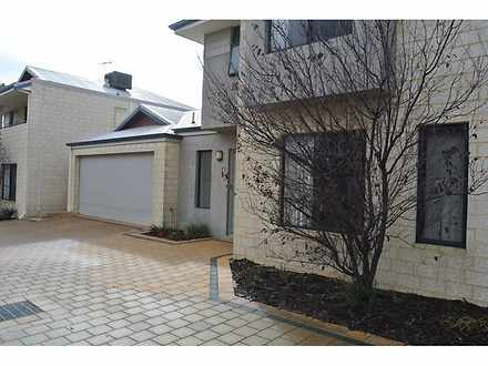 3/13 Cleaver Terrace, Rivervale 6103, WA Townhouse Photo