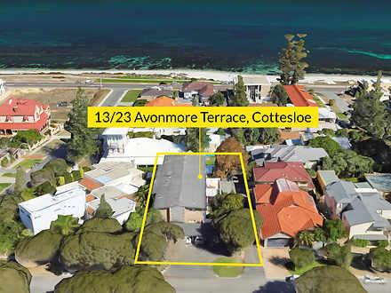 13/23 Avonmore Terrace, Cottesloe 6011, WA Apartment Photo