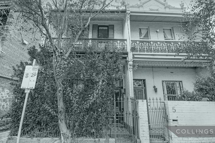 3 Egan Street, Richmond 3121, VIC Townhouse Photo