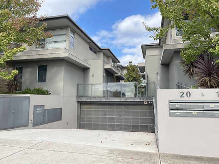 20B Churchill Street, Doncaster East 3109, VIC Townhouse Photo
