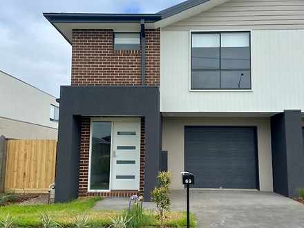 69 Barossa Drive, Clyde North 3978, VIC Townhouse Photo