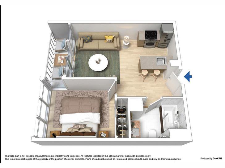 65/416 St Kilda Road, Melbourne 3004, VIC Apartment Photo