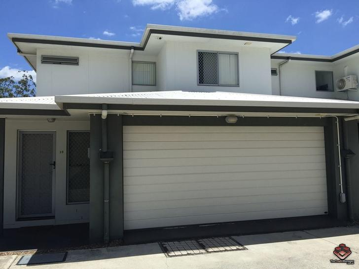 57 Nabeel Place, Calamvale 4116, QLD Townhouse Photo