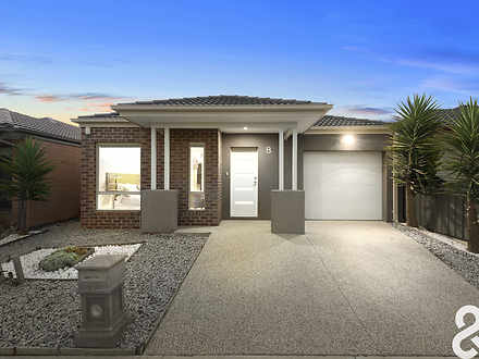 8 Ava Terrace, Wollert 3750, VIC House Photo