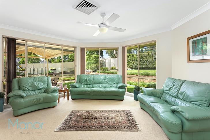 4 Goorari Avenue, Bella Vista 2153, NSW House Photo