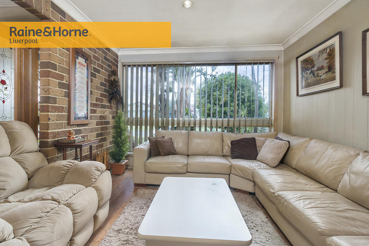 21 Magree Crescent, Chipping Norton 2170, NSW House Photo