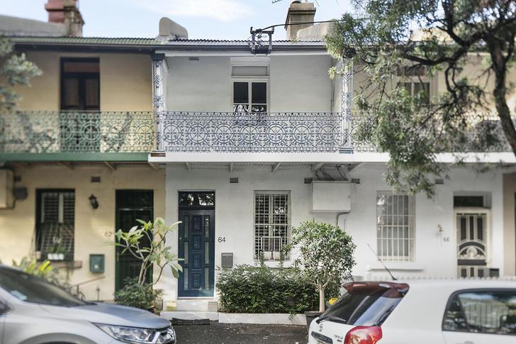 64 Bulwara Road, Pyrmont 2009, NSW House Photo