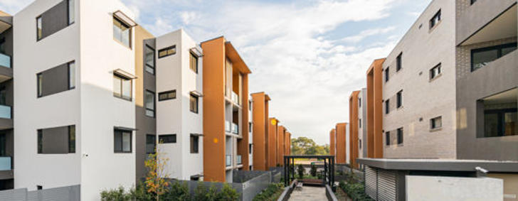 AG08 /5 Adonis Avenue, Rouse Hill 2155, NSW Apartment Photo