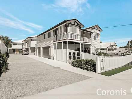 6/67 Dansie Street, Greenslopes 4120, QLD Townhouse Photo