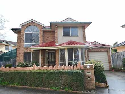 2/37 Lincoln Avenue, Glen Waverley 3150, VIC Townhouse Photo