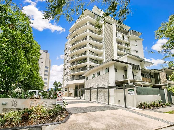 1032/18 Manning Street, Milton 4064, QLD Apartment Photo