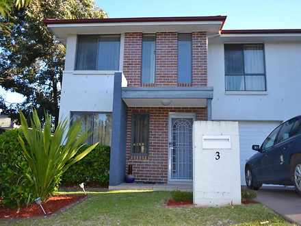 3 Mary Ann Drive, Glenfield 2167, NSW Duplex_semi Photo