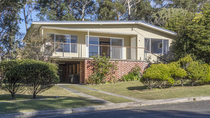 18 Wallace Street, Mollymook 2539, NSW House Photo