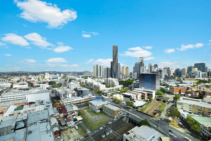 2203/167 Alfred Street, Fortitude Valley 4006, QLD Apartment Photo