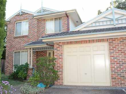 11/2 Blend Place, Woodcroft 2767, NSW Townhouse Photo