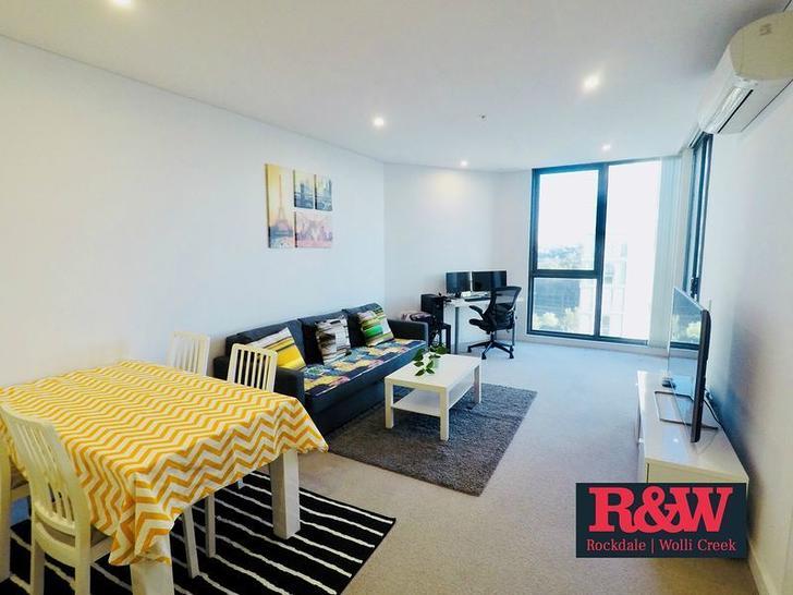 908/2 Chisholm Street, Wolli Creek 2205, NSW Apartment Photo