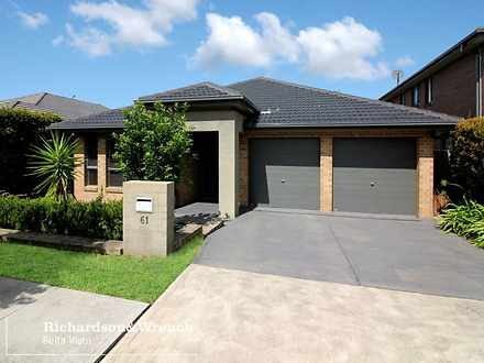 61 Adelong Parade, The Ponds 2769, NSW House Photo