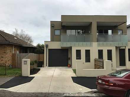 65 Edinburgh Street, Flemington 3031, VIC Townhouse Photo