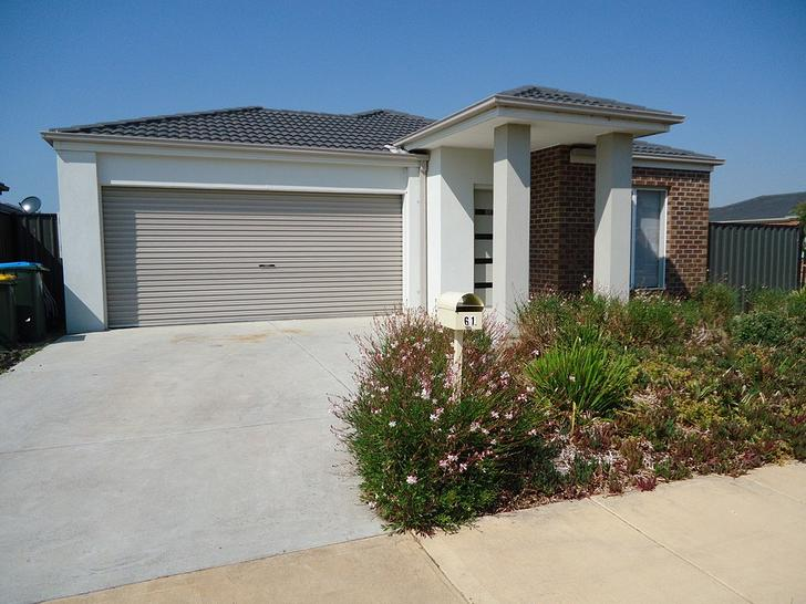 61 Brownlow Drive, Point Cook 3030, VIC House Photo