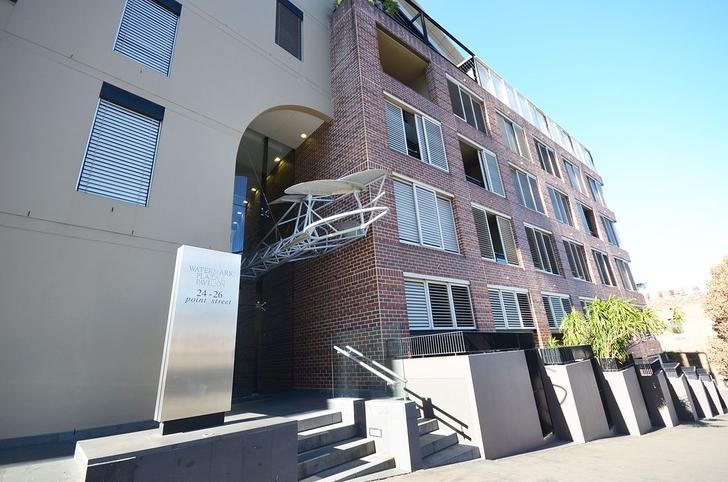 LEVEL D8/24-26 Point Street, Pyrmont 2009, NSW Apartment Photo