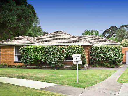 3 Gerrard Court, Glen Waverley 3150, VIC House Photo