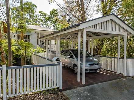 22 Evelyn Street, Paddington 4064, QLD House Photo